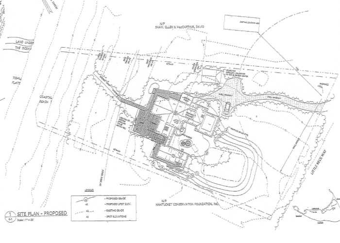 TWD - DB SITE PLAN